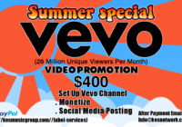 VEVO Channel Video Promotion